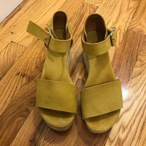 COS platform sandals